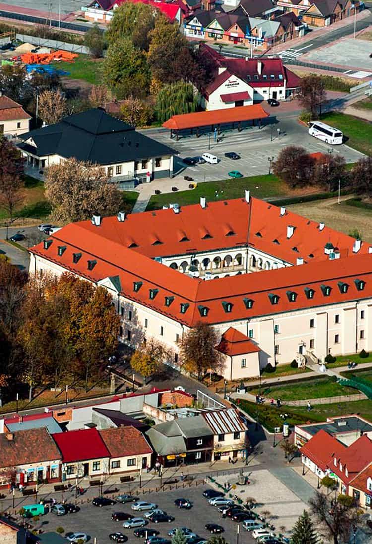 Loty widokowe Kraków ✈︎ Loty widokowe Okolice Krakowa
